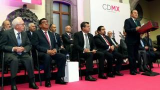 Reconocen al ingeniero Manuel Díaz Canales por impulsar el desarrollo de la CDMX.