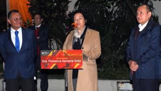 Inicia la administración de la Dra. Florencia Serranía al frente del STC