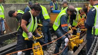 Va segunda etapa de mantenimiento en interestación Deportivo 18 de Marzo-Potrero, de Línea 3