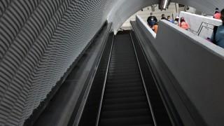 Se lleva a cabo la primera sustitución de escaleras electromecánicas en el complejo Tacubaya del Metro Cdmx